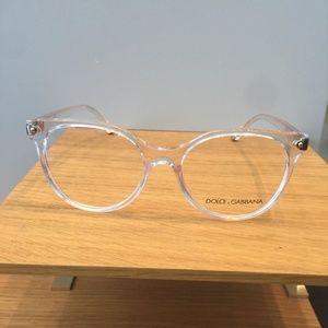 Dolce & Gabbana Eyeglasses D&G DG5032 DG/5032 3133